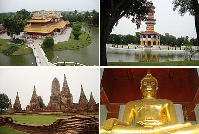 Foto's Ayutthaya