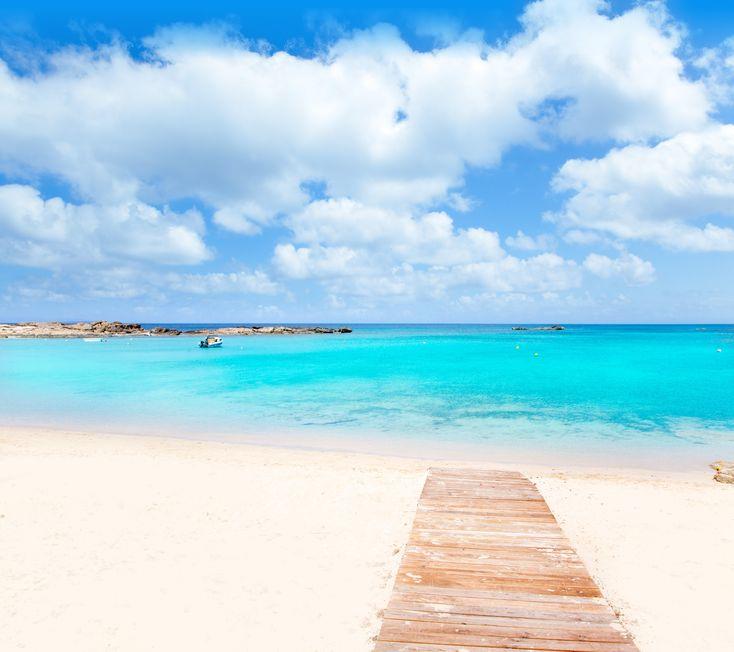 Mooiste stranden van Europa - Formentera